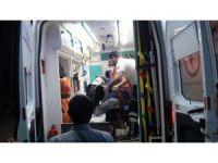 Suriyeli tarım işçilerini taşıyan minibüs devrildi: 10 yaralı