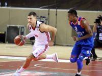 Tahincioğlu Basketbol Süper Ligi: Eskişehir Basket: 84 - Anadolu Efes: 86