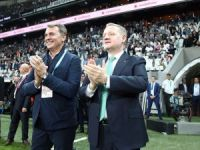 Süper Lig: Beşiktaş: 1 - Medipol Başakşehir: 1 (Maç sonucu)