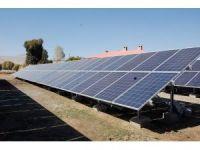Köylünün su sorunu güneş panelleriyle çözüme kavuştu
