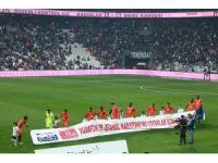 Vodafone Park'ta maç öncesi maraton daveti