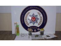 Niğde'de uyuşturucu operasyonu:2 kişi tutuklandı
