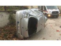 Düzce'de meydana gelen trafik kazasında 1 kişi öldü