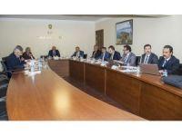 Van Güçbirliği Platformu Yönetim Kurulu toplantısı