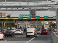Köprü ve otoyolların 9 aylık geliri 1 milyar lirayı geçti