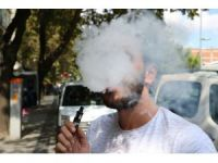 - Yasaklanmasına rağmen elektronik sigara tüketimi hızla artıyor