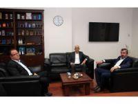 Milletvekili Aydın'dan Marmarabirlik'e teşekkür