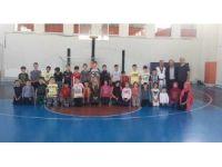 Hisarcık'ta Taekwondo Kursu açıldı