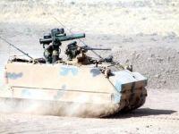Şırnak Habur'daki Tatbikatta Zırhlı Araçlara Ağır Silahlar Monte Edildi
