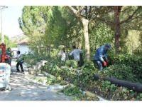Salihli Belediyesi kış hazırlıklarına başladı