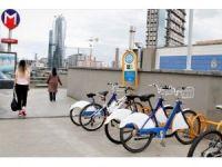 İSPARK'ın ücretsiz bisiklet parklarına yoğun ilgi