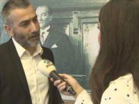 Solcu Yönetmen Onur Aydın, Meral Akşener'in Partisine Katıldı