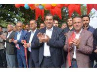 Ceylanpınar'da 100 araç kapasiteli otopark hizmete açıldı