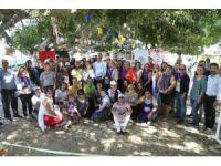 7 ülkeden 40 öğrenci 'göç' için Mersin'de