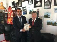 Kaymakam Dolu, Köyceğiz Belediyesi'nin çalışmaları hakkında bilgi aldı