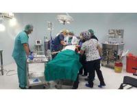 Diş tedavisinde genel anestezi dönemi.