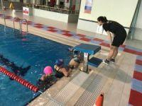 Körfezliler'den yüzme havuzuna büyük ilgi