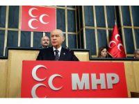 Devlet Bahçeli'den ABD'ye Öcalan yanıtı