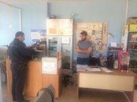 Burhaniye'de polisten çocukları korumaya yönelik uygulama