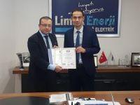 """Limak Uludağ Elektrik """"Yeni Nesil ISO 9001:2015'i alan ilk elektrik şirketi oldu"""