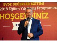 """Başkan Remzi Aydın: """"Çocuklarımız için her şeye değer"""""""