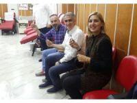 AK Parti nilüfer'den kan ve kök hücre bağışı