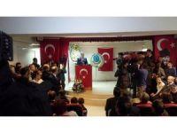 Fikret Orman, yenilenen Şehit Gökhan Peker İlk ve Ortaokulu'nun açılış törenine katıldı