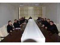 Iğdır Üniversitesi ile İl Tarım Müdürlüğü arasında işbirliği toplantısı