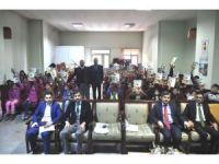 İmam Hatip öğrencileri Müftü Kulaz'ı ziyaret etti