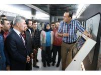 Narkotik Eğitim Tırı Aksaray'da