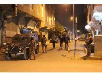 Diyarbakır'da 600 polisle hava destekli asayiş uygulaması