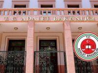 Adalet Bakanlığında görev değişiklikleri