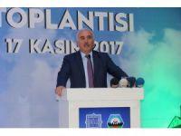 Bankaların genel müdürleri Diyarbakır'da toplandı