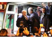 Cumhurbaşkanı Erdoğan baba ocağı Güneysu'dan 2019 seçimleri için mesaj verdi