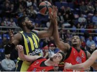Turkish Airlines EuroLeague: CSKA Moskova: 93 - Fenerbahçe Doğuş: 95