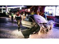 Aksaray'da 7 kişinin yaralandığı kazada 1 kişi hayatını kaybetti