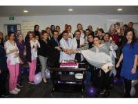 Türkiye'de yılda 140-150 bin arası prematüre bebek doğuyor
