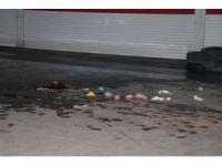 Gaziantep'te polisle çatışma: 1 yaralı