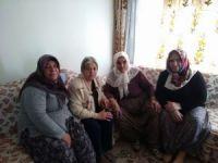 Seyitgazi Ak Parti Kadın Kollarının ev ziyaretleri