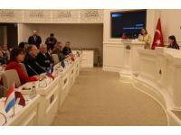 24 ülkenin büyükelçisi Gaziantep'te