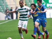 Süper Lig: Bursaspor: 0 - Göztepe: 0 (Maç sonucu)