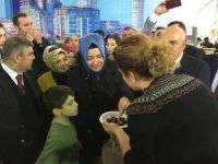 Bakan Kaya, Sinop Tanıtım Günleri'nde yöresel tatlar denedi
