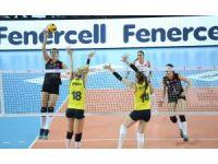 Vestel Venus Sultanlar Ligi: Fenerbahçe: 3 - Eczacıbaşı VitrA: 2