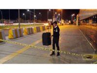 Batman Havalimanı'nda bırakılan şüpheli valiz paniğe neden oldu