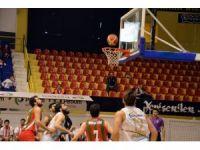 Türkiye Basketbol 1. Ligi: Petkim Spor: 61 - Yalova Grup Belediye: 70