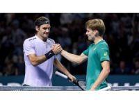 ATP Finalleri'nde Federer sürprizi