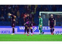 Galatasaray, bu sezon ilk kez 2'den fazla gol yedi
