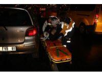 Fatih'te zincirleme kaza; 1 yaralı