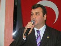 """MHP'li Varlı: """"Her saldırı karşısında sıkılmış yumruk gibi oluruz"""""""