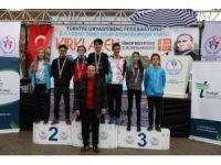 Türkiye Oryantiring Şampiyonası, Kırklareli'de devam ediyor